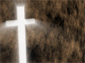 Stained Glass Cross Backgrounds Collection