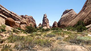 Arches National Park worship powerpoint backgrounds