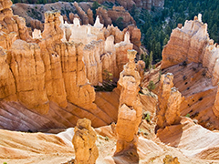 Worship background Thor's Hammer Bryce Canyon Background SD