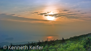 Cadillac Mtn Sunrise HD