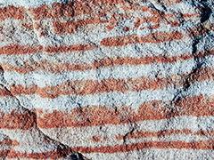 Red and White Sandstone