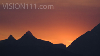 Teton Sunset 2 High Definition