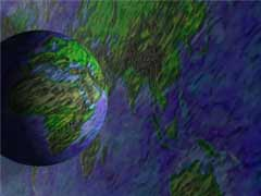 Earth Globe Backgrounds