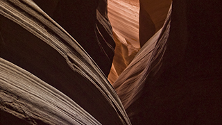 Upper Antelope Canyon Colors HD wide screen worship background